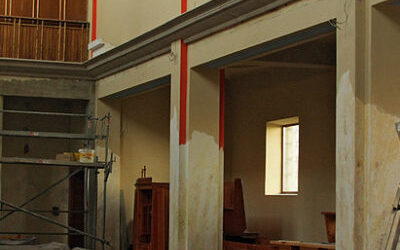 Remont kościoła